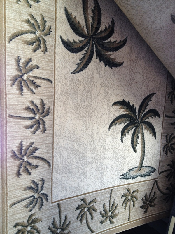 Superb Bright Palm Tree Rug U2013 PY SR009. Web Hosting By HostMonster.